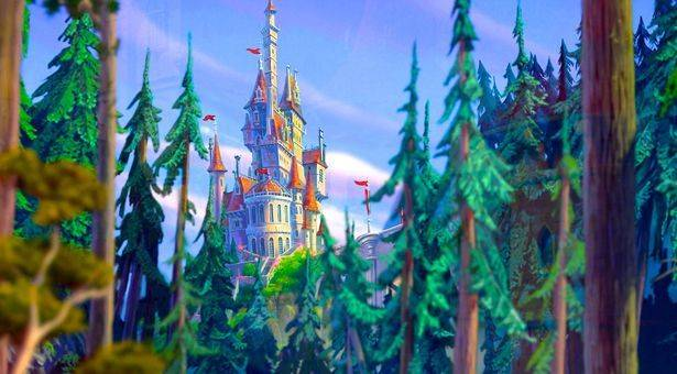 beauty-and-the-beast-castle